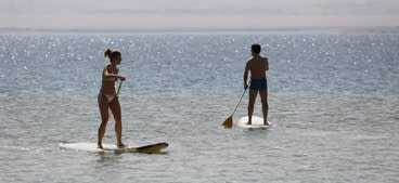 Stand-up Paddling